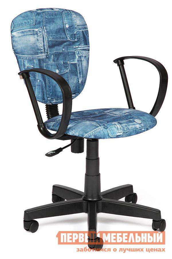 Компьютерное кресло Tetchair CH413 Ткань «Джинса»