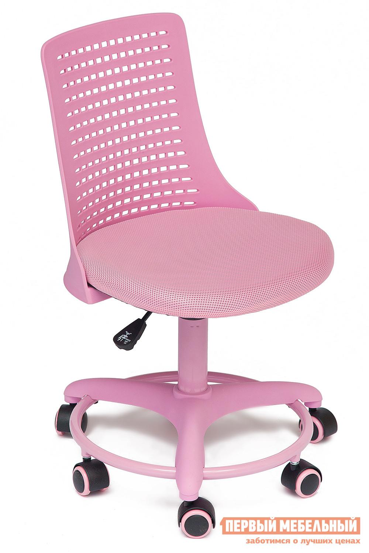 Детское компьютерное кресло  Kiddy Ткань (сетка), пластик, розовый — Kiddy Ткань (сетка), пластик, розовый