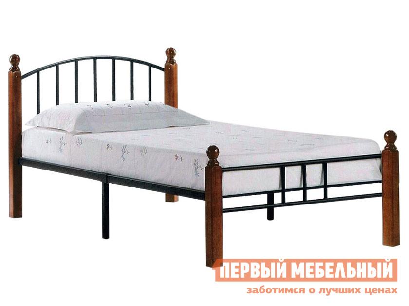 Металлическая односпальная кровать кованая Tetchair АТ-915 железная кровать односпальная tetchair румба