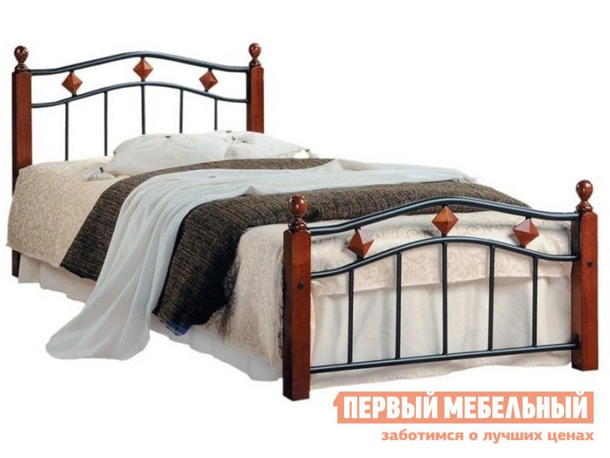 Металлическая односпальная кровать кованая Tetchair AT-126 железная кровать односпальная tetchair румба