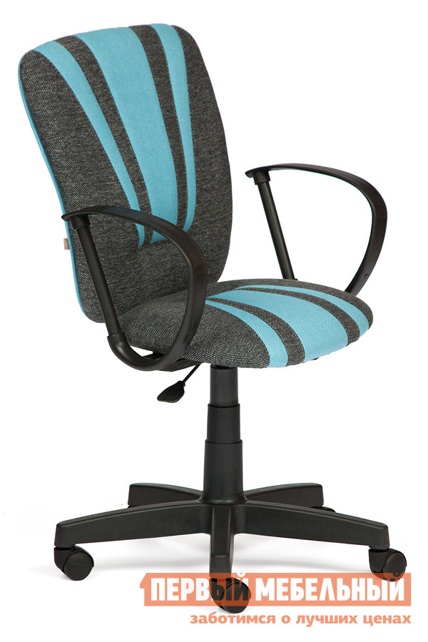 Кресло для офиса Tetchair Spectrum Ткань, Серо-Голубой, 207/2613 от Купистол