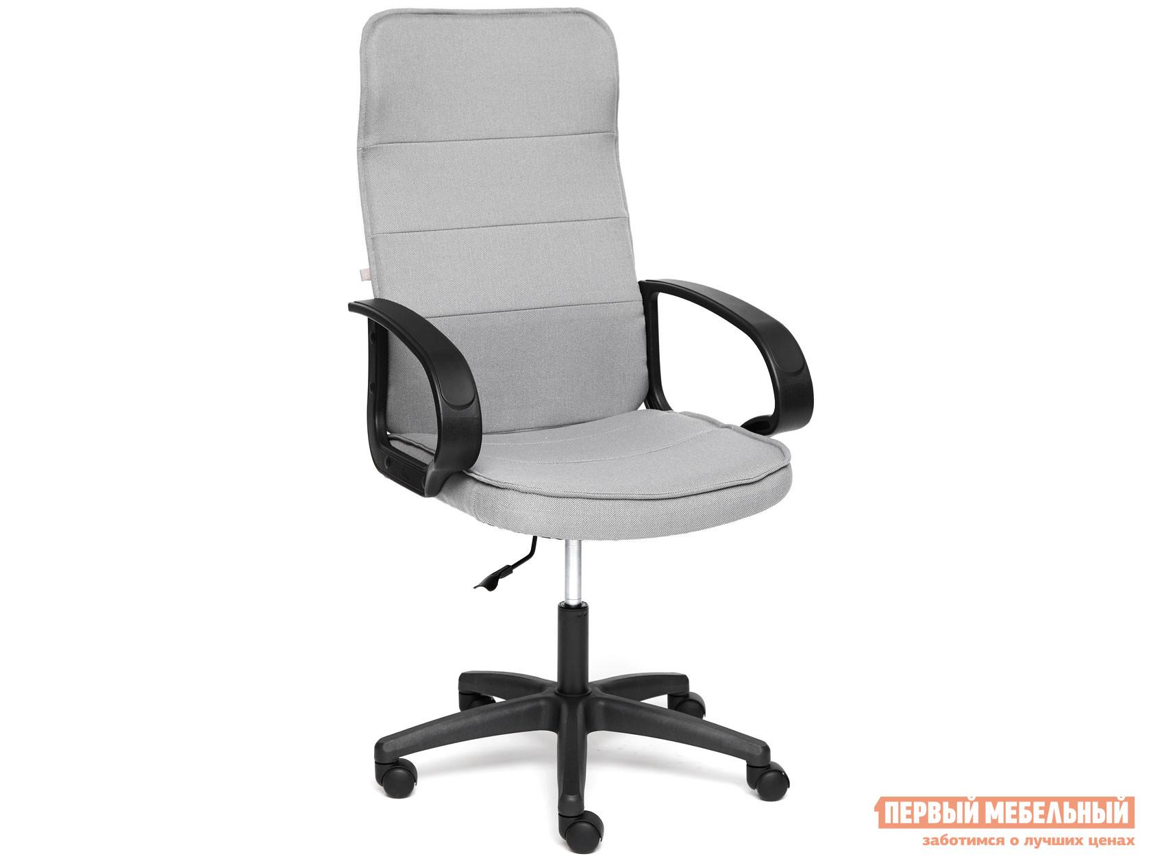 Офисное кресло Кресло WOKER Серая ткань C27 фото