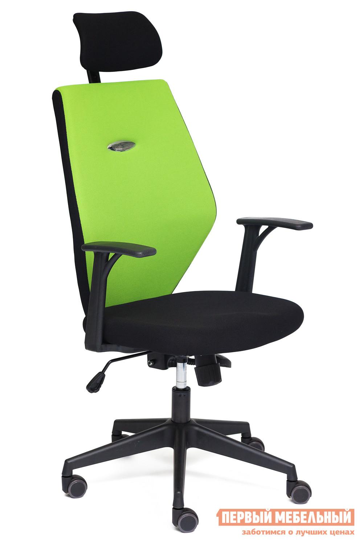 Кресло руководителя Tetchair RINUS-6 tetchair кресло руководителя tetchair kappa иск кожа черная серая ткань иск кожа черная серая ткань