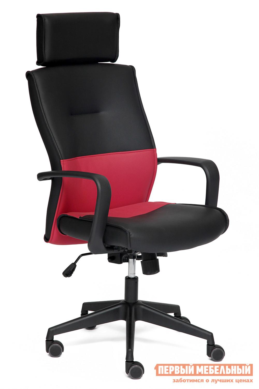 Кресло руководителя Tetchair MODERN-1 tetchair кресло руководителя tetchair kappa иск кожа черная серая ткань иск кожа черная серая ткань