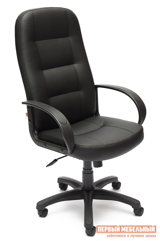 Кресло руководителя  Devon Иск. кожа черная PU C36-6