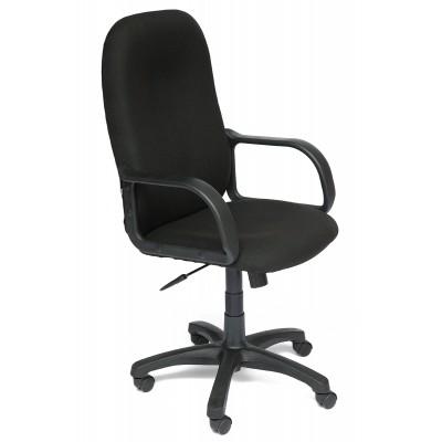 Кресло руководителя Tetchair Buro Ткань черная NF-2603