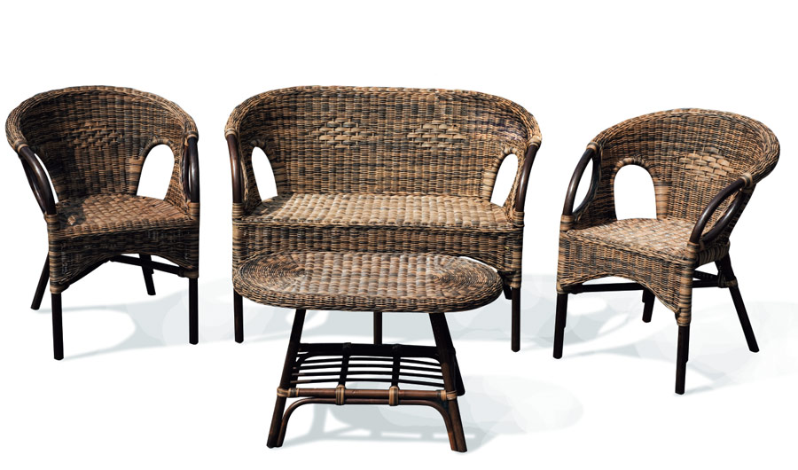 Комплект плетеной мебели Zebrano КупиСтол.Ru 14460.000
