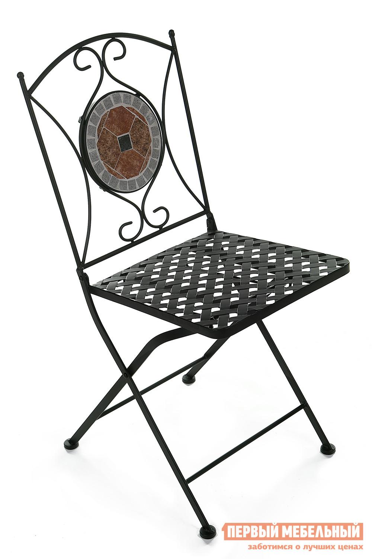 Садовый раскладной стул для дачи Tetchair JULIA садовый складной стул tetchair julia new плитка звезда