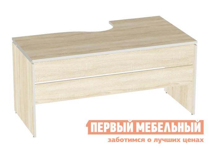 Письменный стол Эдем V-1.6R Сосна Карелия