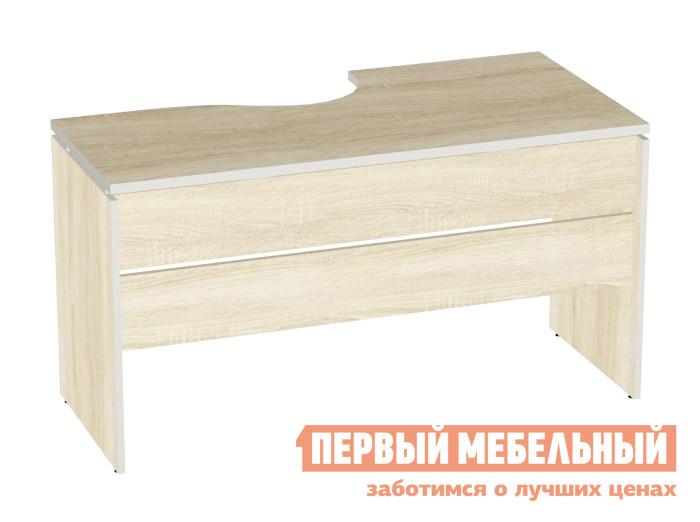 Письменный стол Эдем V-1.4R надстройка эдем v 8 3