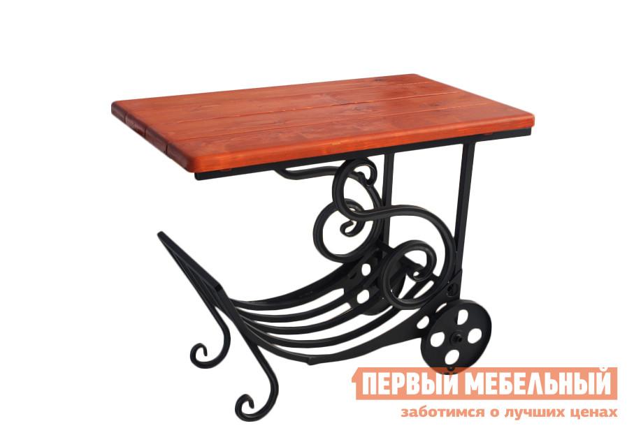Садовый стол Koncept Garden Ажурный на колесах СА-6