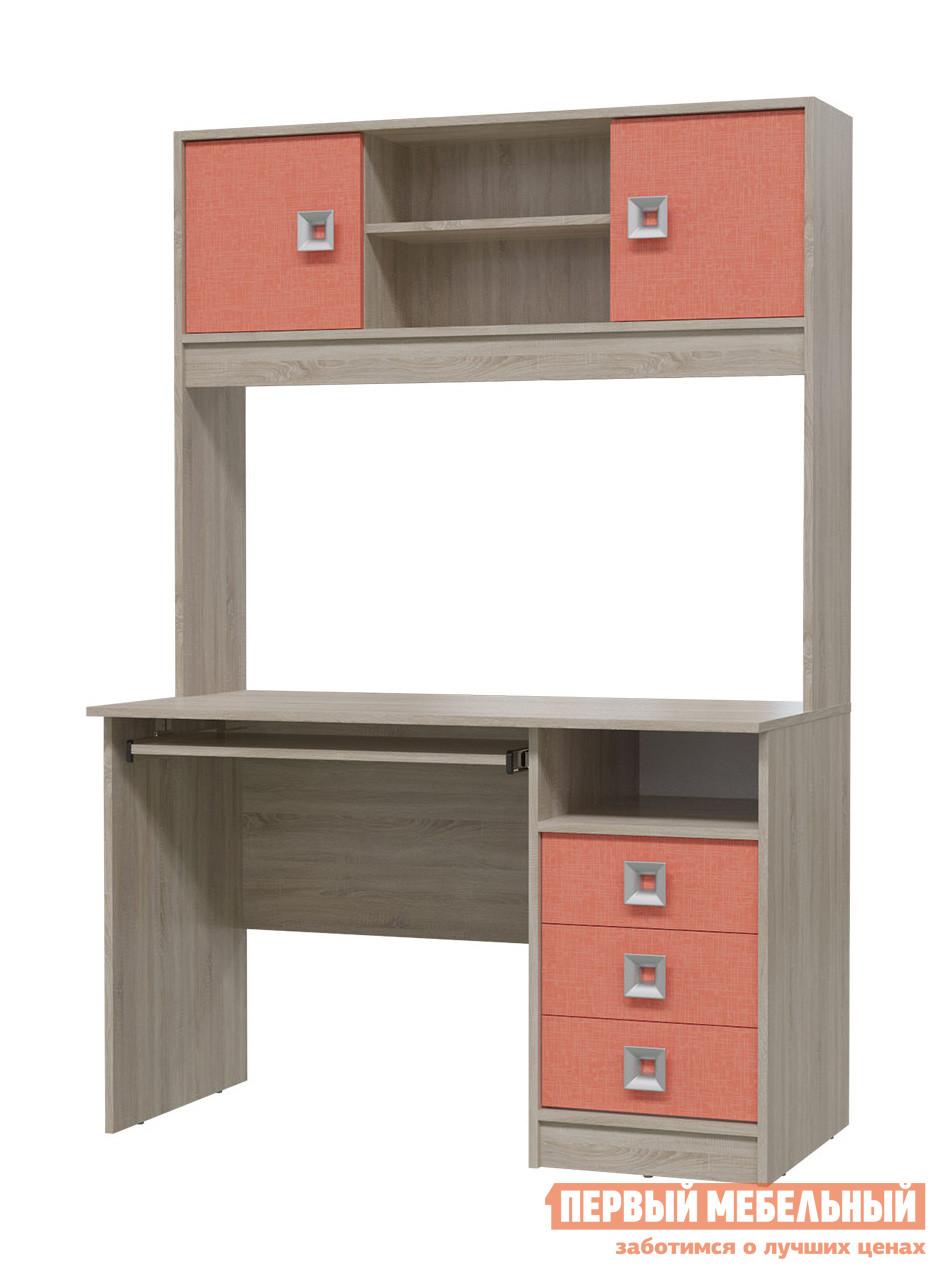 Компьютерный стол детский Бит и Байт 6-0601+6-9416 стенка для гостиной бит и байт 6 559