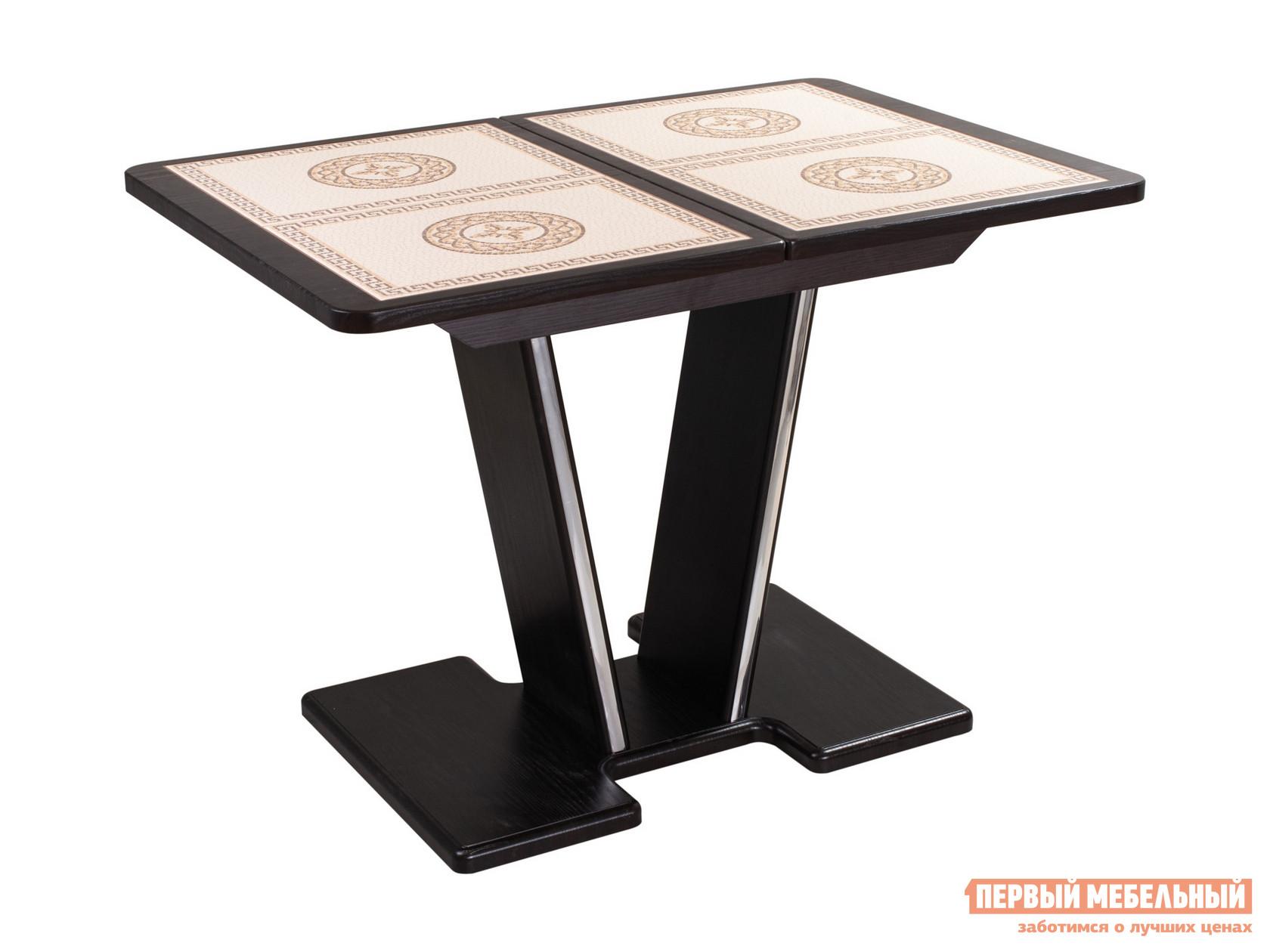 Кухонный стол Домотека Каппа ПР ВП 3 деревянный кухонный стол и стулья боровичи хатико 4 каппа