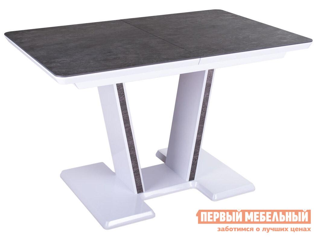Кухонный стол Первый Мебельный Кухонный стол Блюз ПР-1 КРМ 84 БГ 03-1 БГ