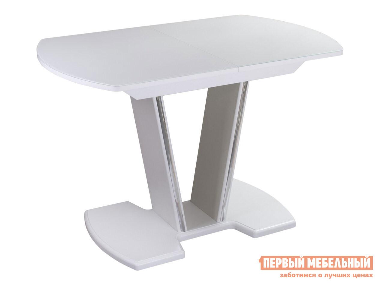 Фото - Кухонный стол Домотека Танго ПО со стеклом с ножками 03 стол домотека танго по бл ст 71 07 вп бл