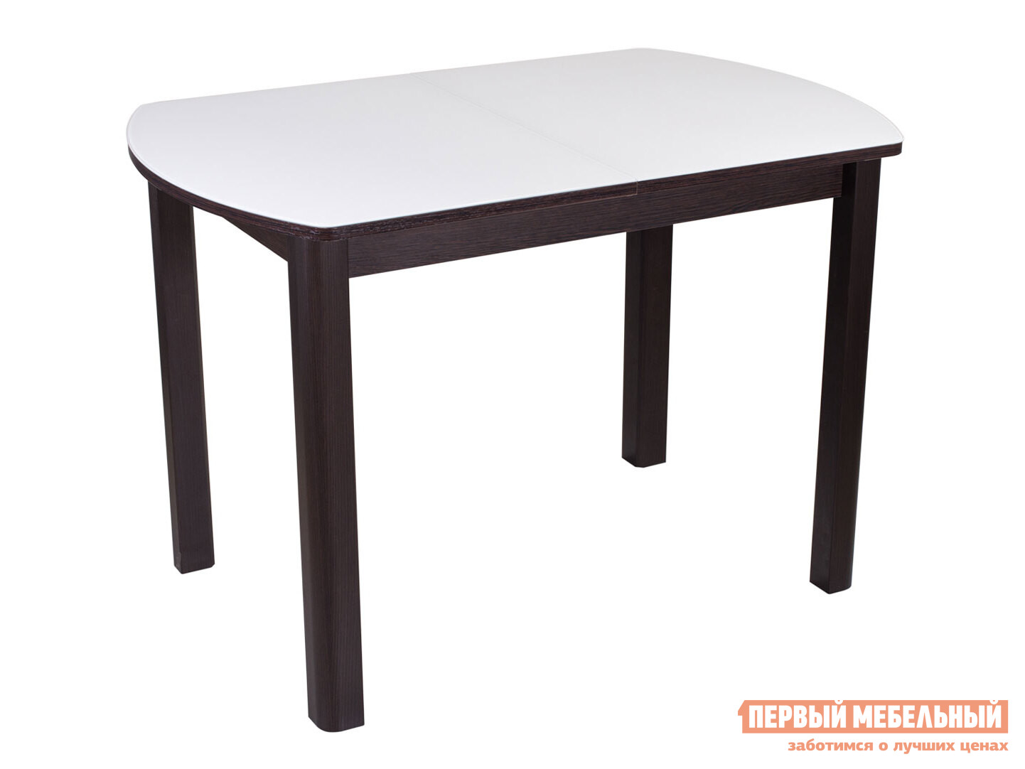 Фото - Кухонный стол Домотека Танго ПО со стеклом с ножками 04 стол домотека танго по бл ст 71 07 вп бл