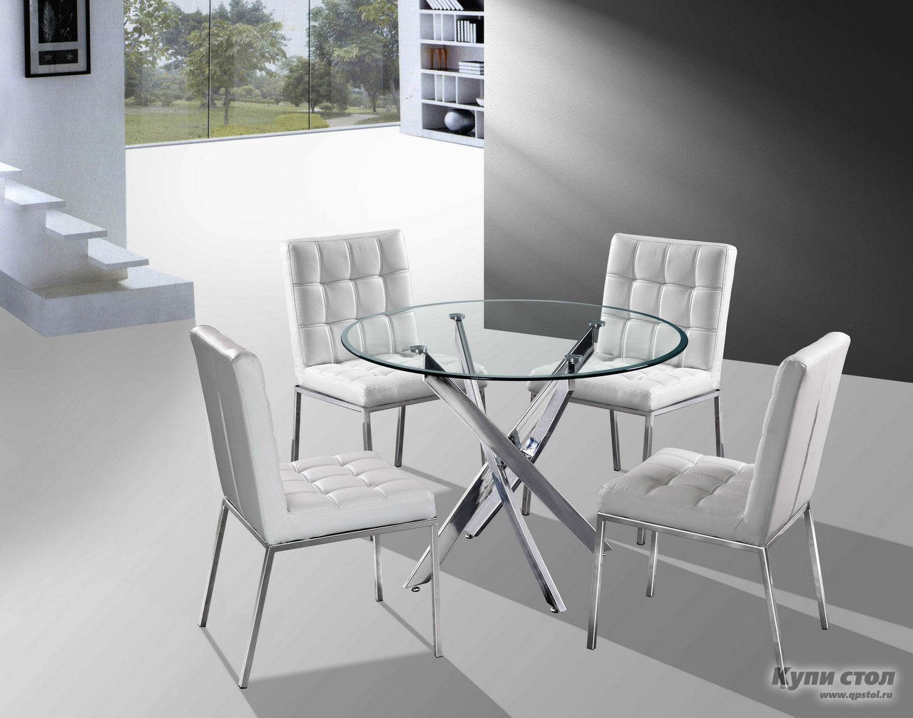Обеденный стол Eleganza DT-801 КупиСтол.Ru 9900.000