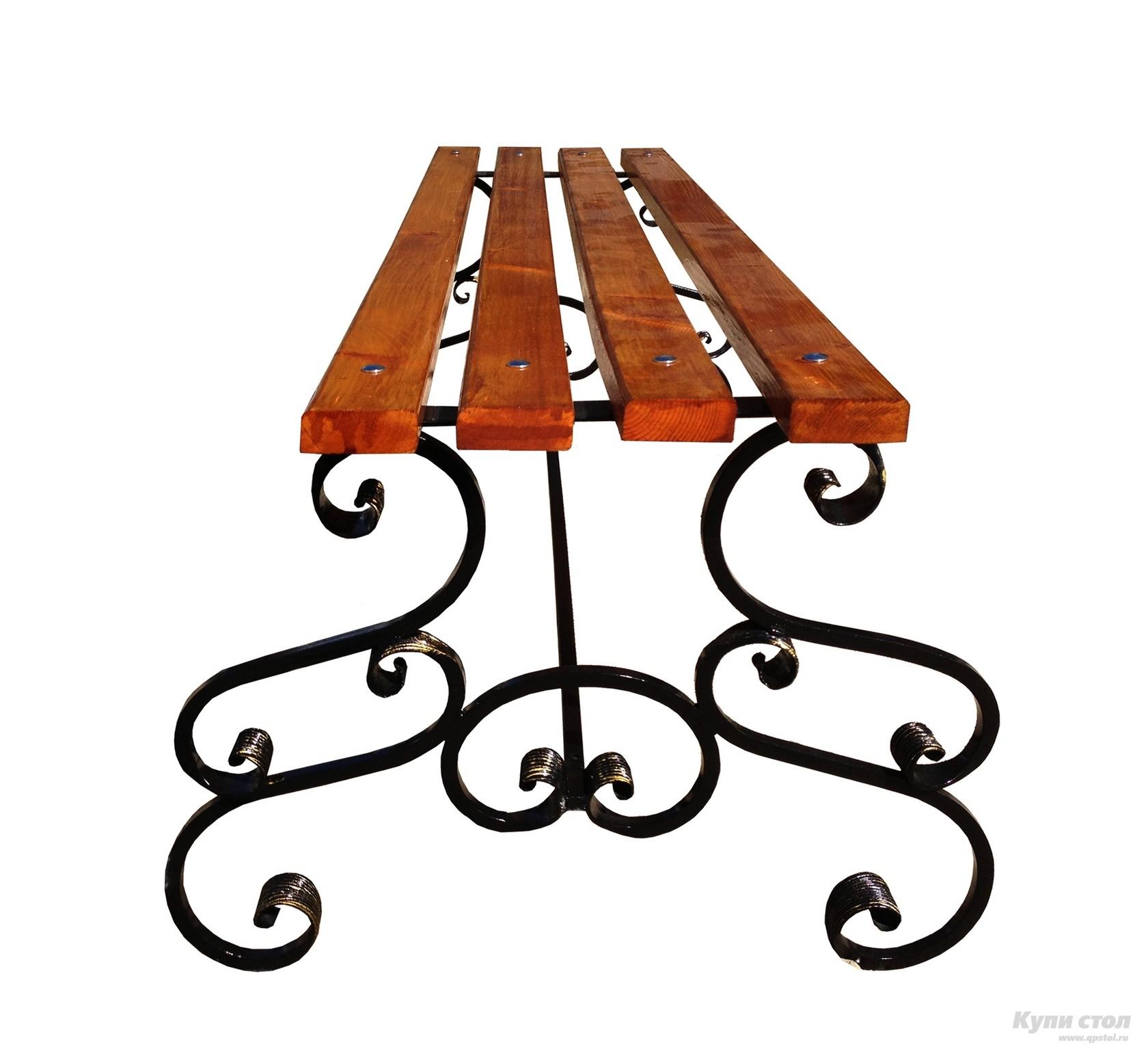 Деревянная скамейка СК-45 КупиСтол.Ru 5200.000