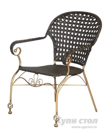 Плетеное кресло A99-7 КупиСтол.Ru 4160.000
