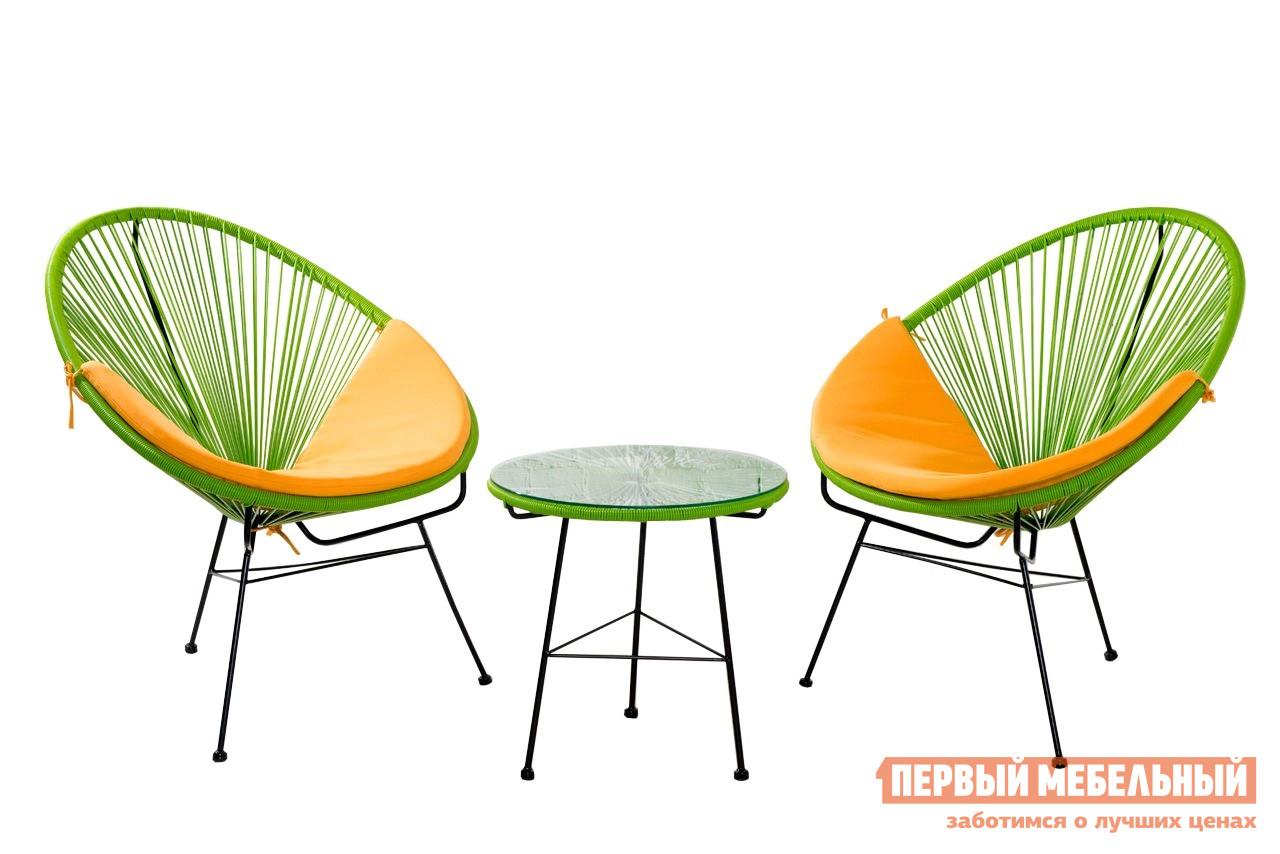 Комплект садовой мебели из металла Симтрейд Комплект мебели Acapulco bronco acapulco