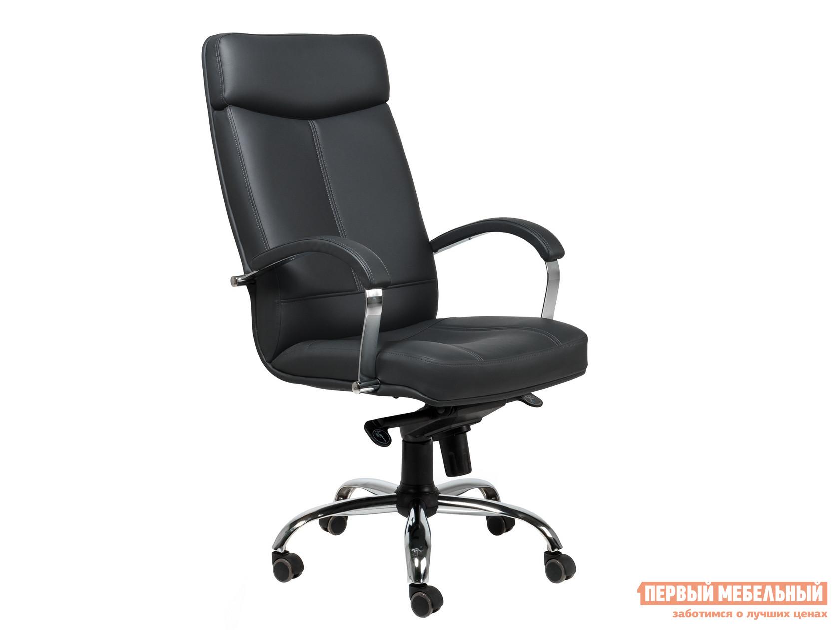 Кресло руководителя Pointex Gloria chrome A компьютерное кресло bels orion steel chrome le a
