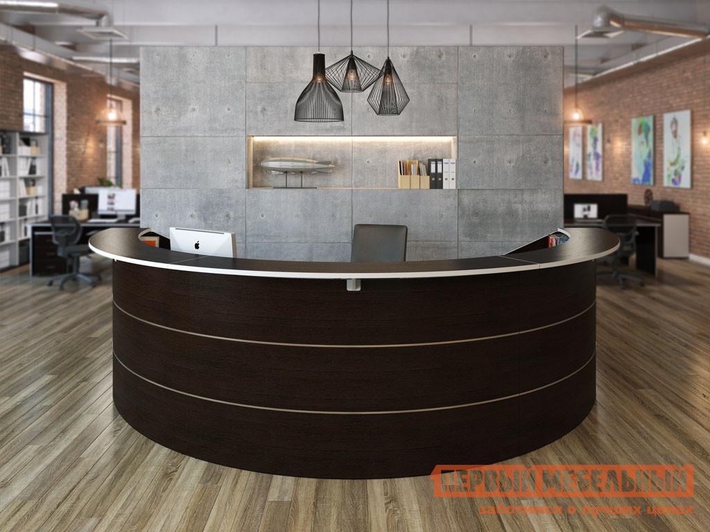 Комплект офисной мебели Pointex Зум Темный К1 комплект офисной мебели riva рива клен к1