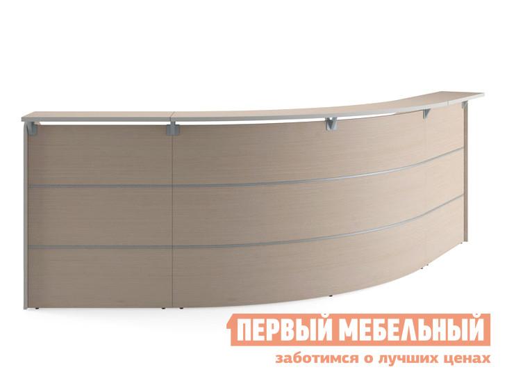 Комплект офисной мебели Pointex Зум Светлый К3 комплект офисной мебели сокол сокол п к3 венге