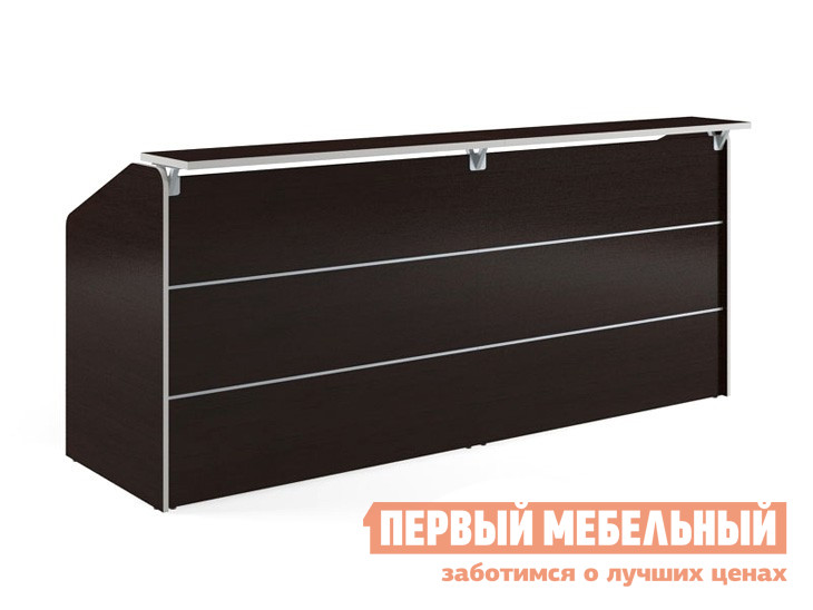 Комплект офисной мебели Pointex Зум Темный К3 комплект офисной мебели сокол сокол п к3 венге
