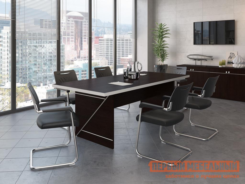 Комплект офисной мебели Pointex Зум Темный ПК1 комплект офисной мебели pointex свифт к3 темный