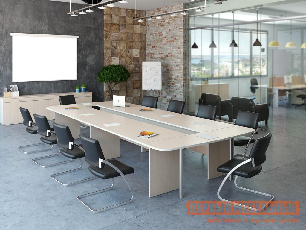 Комплект офисной мебели Pointex Свифт П К1 комплект офисной мебели riva рива клен к1