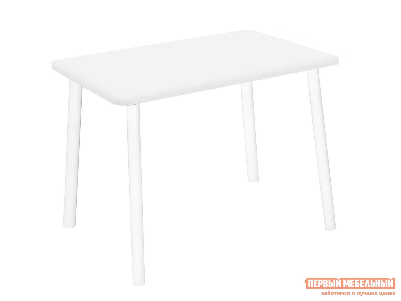 Столик и стульчик  Детский Стол Eco Star Белый