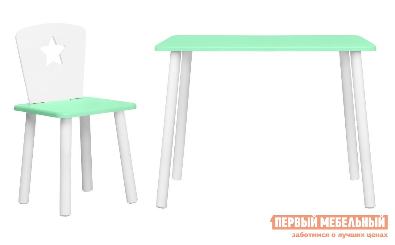 Столик и стульчик РусЭкоМебель Набор детской мебели Eco Star