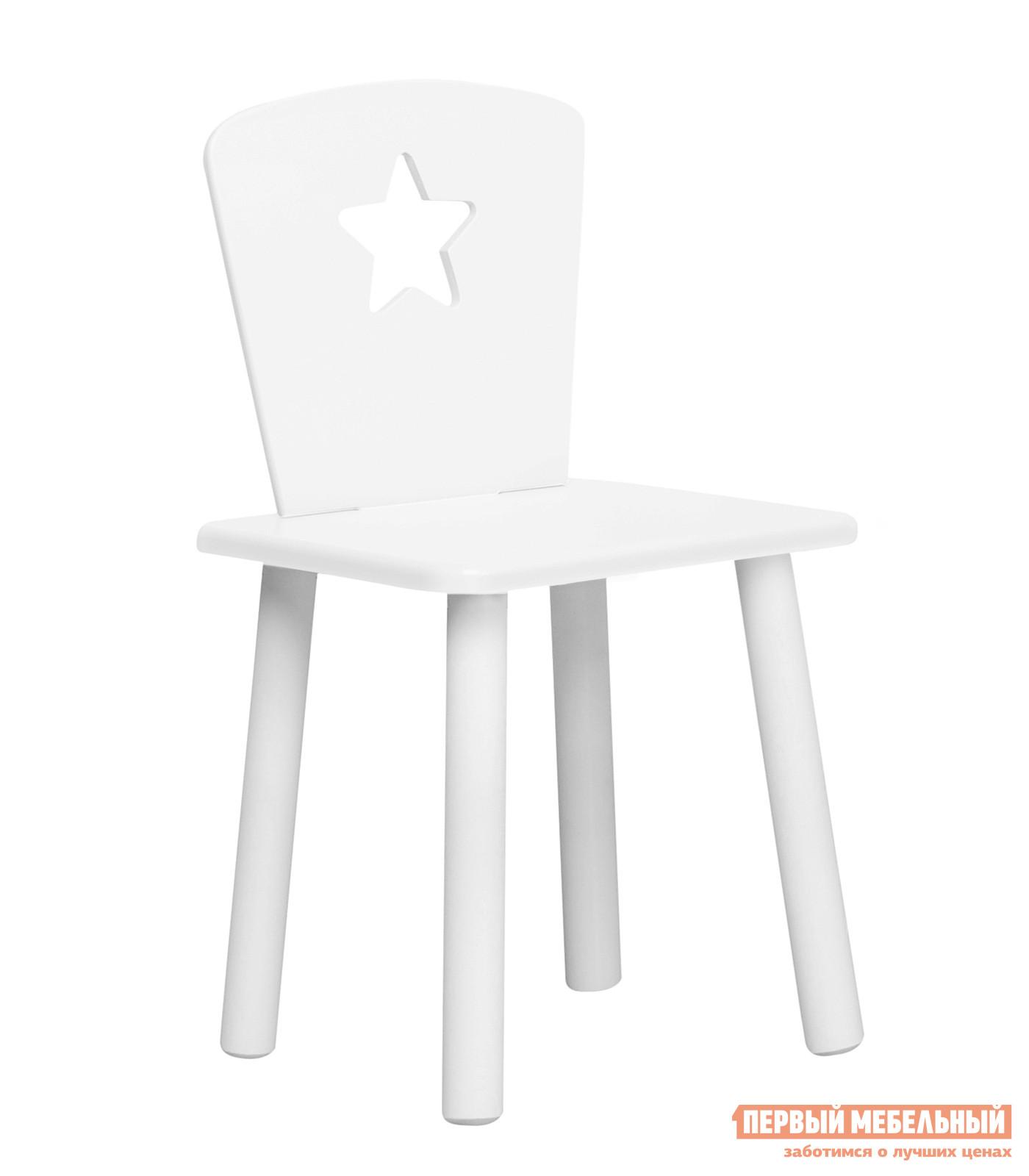 Столик и стульчик  Детский Стул Eco Star Белый