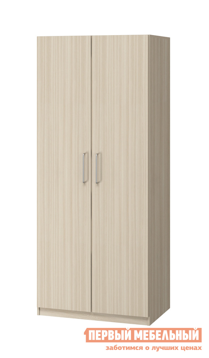 Шкаф распашной Боровичи М5.10 Шимо светлый