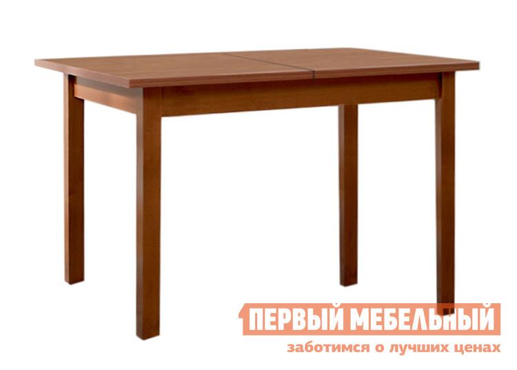 Кухонный стол Боровичи Стол раздвижной Классик ВишняКухонные столы<br>Габаритные размеры ВхШхГ 750x1140 / 1440x700 мм. Классический раздвижной обеденный стол.  Прямые линии силуэта и глубокий насыщенный цвет исполнения позволят дополнить таким столом практически любой интерьер.  Модель будет прекрасно смотреться как в квартире, так и загородном доме. Столешница раскладывается до 1440 мм, позволяя разместить больше гостей.  Две дополнительные вставки в сложенном состоянии, хранятся в подстолье стола под основной столешницей. В столе используется механизм синхронного раздвижения. Столешница модели выполняется из ЛДСП толщиной 25 мм, ножки — ПВХ. Обратите внимание, когда стол находится в полностью разложенном виде, на столешнице видны петли.<br><br>Цвет: Вишня<br>Цвет: Красное дерево<br>Высота мм: 750<br>Ширина мм: 1140 / 1440<br>Глубина мм: 700<br>Кол-во упаковок: 1<br>Форма поставки: В разобранном виде<br>Срок гарантии: 18 месяцев<br>Тип: Раздвижные, Трансформер<br>Материал: Деревянные, из ЛДСП<br>Размер: Маленькие