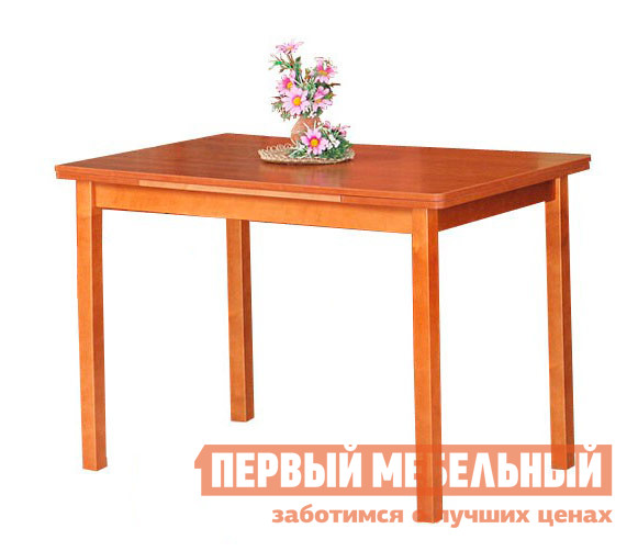 Обеденная группа для кухни Боровичи Миндоро + 4 Каппа Вишня, 930/1460 x 640 мм