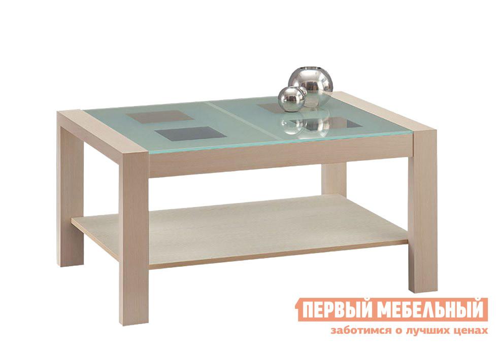 Журнальный столик Боровичи Стол журнальный со стеклом