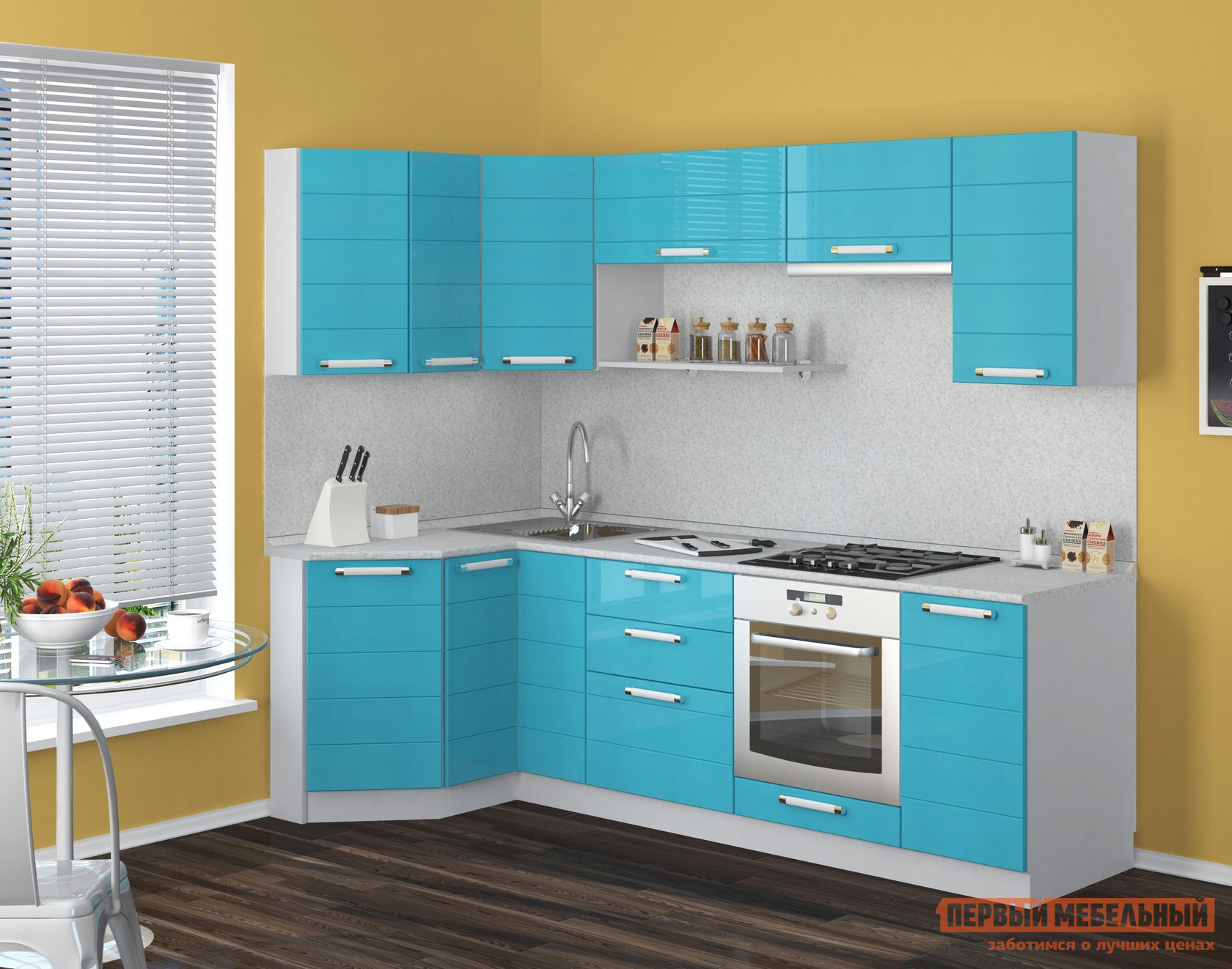 Кухонный гарнитур угловой Боровичи