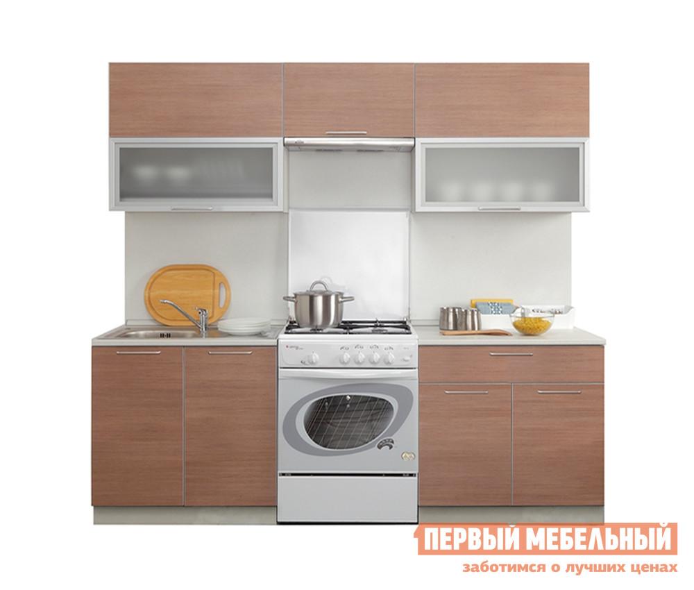 Кухонный гарнитур Боровичи Престиж 2200 мм кухонный гарнитур престиж 2