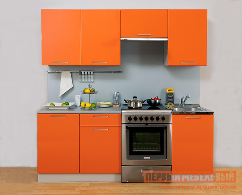 Кухонный гарнитур Боровичи Симпл 2100 мм деревянный кухонный стол и стулья боровичи хатико 4 каппа