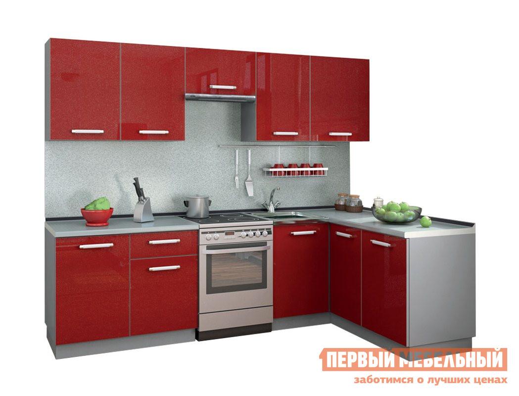 Кухонный гарнитур угловой Боровичи Симпл угловой 2700х1500 мм