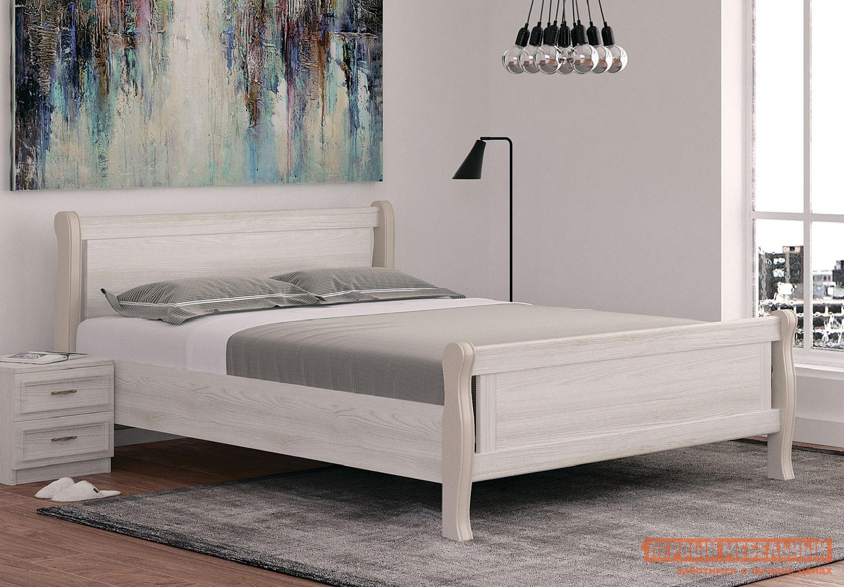 Двуспальная кровать Боровичи Мелисса-люкс