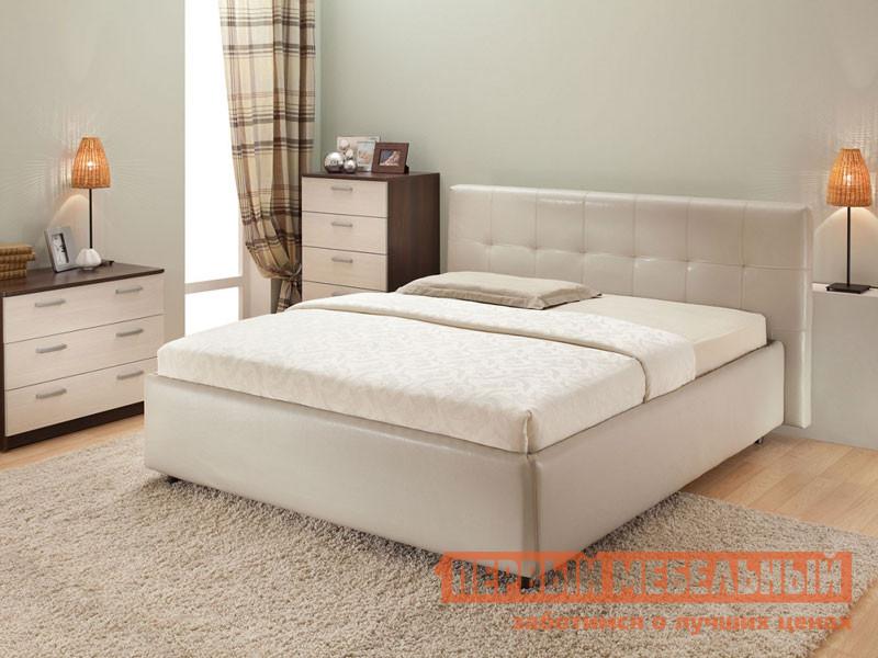 Полуторная кровать Боровичи Тахта ЛЮКС Классика 1200, 1400