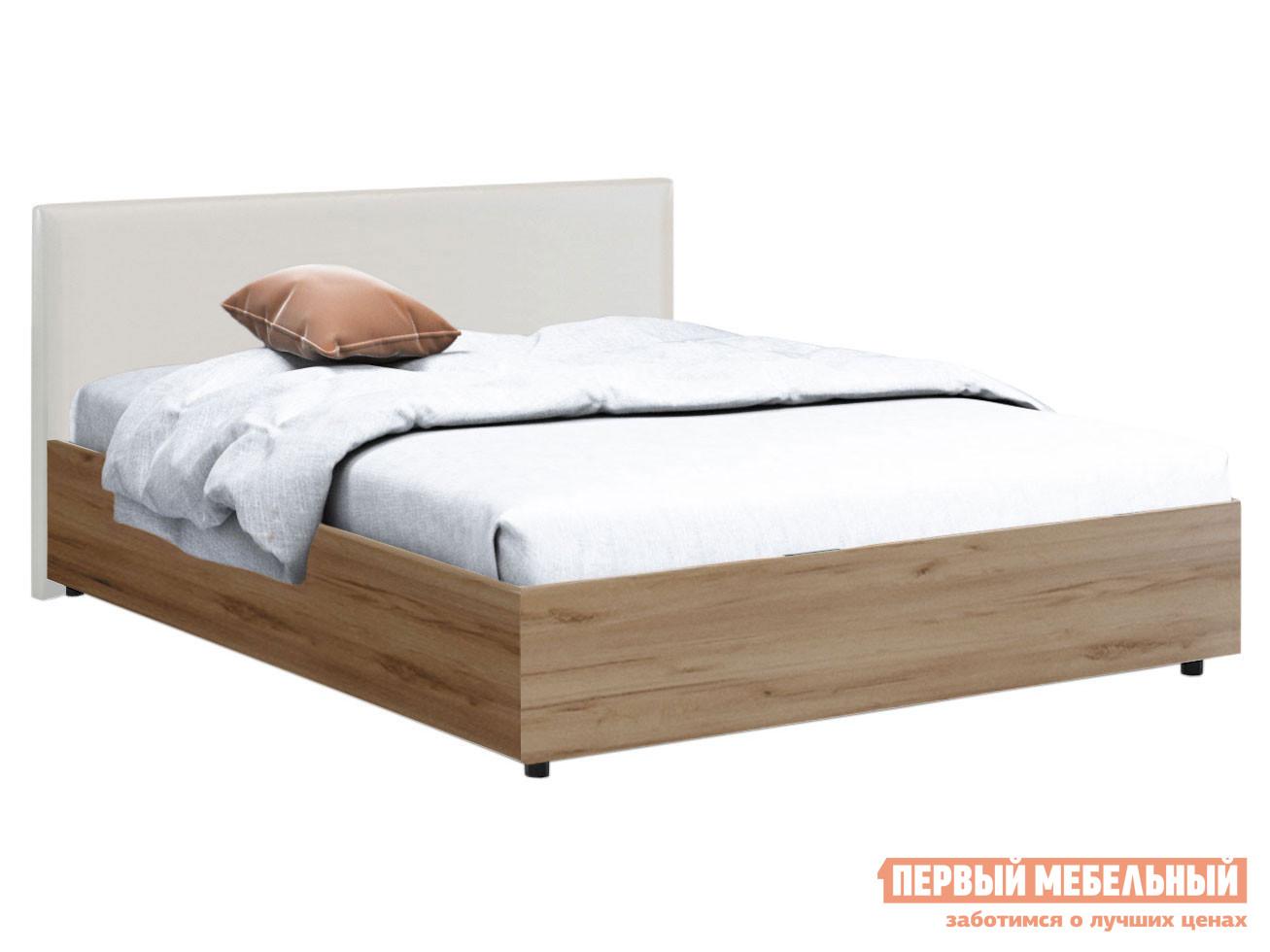 Кровать с подъемным механизмом Боровичи Лофт без матраса (Люкс Классика)