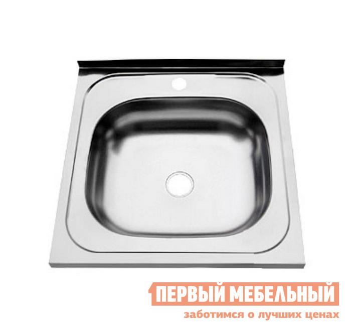 Мойка Боровичи Мойка накладная 500x600 Хром