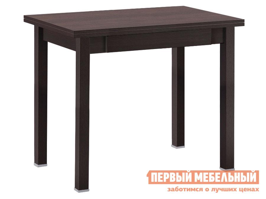 Раскладной обеденный стол с ящиком для столовых приборов Боровичи Стол обеденный раскладной прямая ножка с ящиком