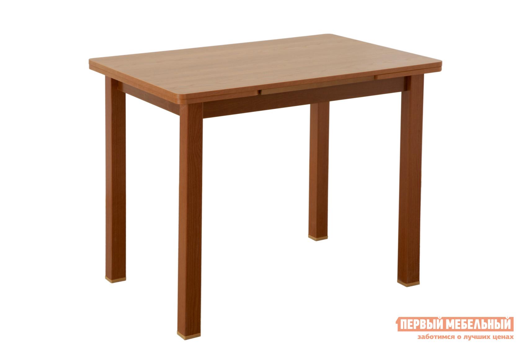 Кухонный стол Боровичи Стол обеденный раздвижной со скруглением 930/1460 Х 640 мм, Вишня от Купистол