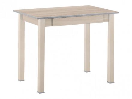 Кухонный стол с ящиком для приборов
