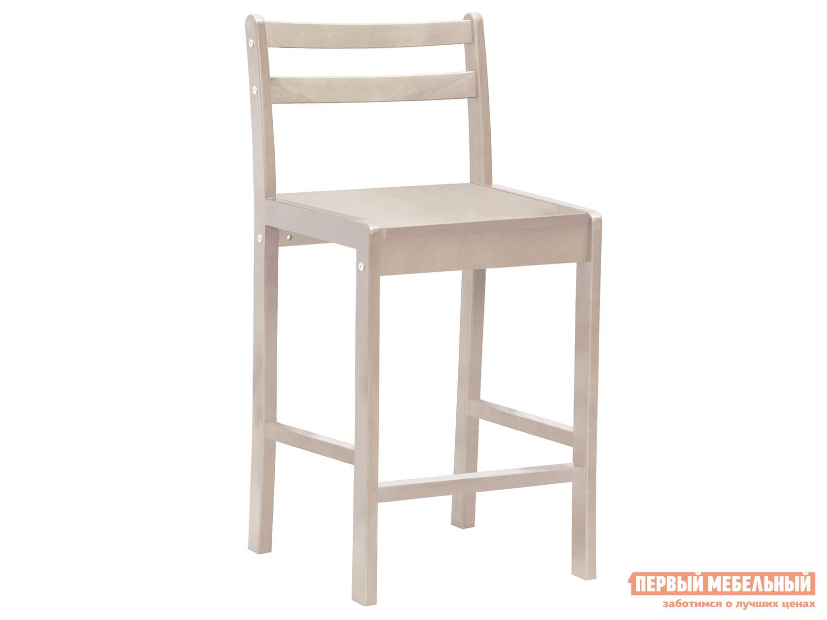 Барный стул  Стул Барный Выбеленная береза — Стул Барный Выбеленная береза