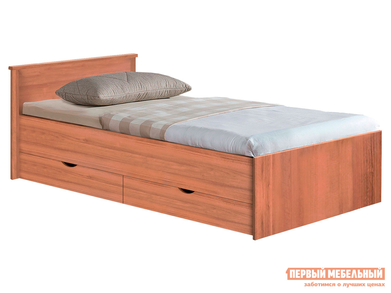 Односпальная кровать с ящиками Боровичи Кровать Мелисса